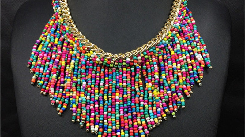Choker Necklace for Women Fashion Jewelry Bohemian Necklace