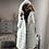 Thumbnail: Women Long Sleeveless Hoodies Faux Fur Coat Vest Winter Jacket
