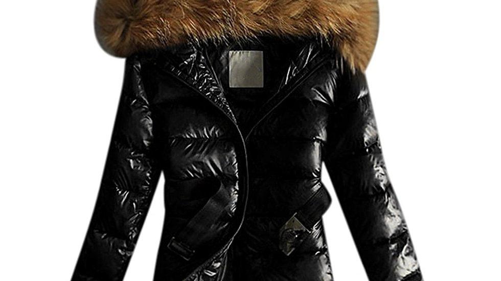 Female Jacket Women Outwear Quilted Windbreaker Winter