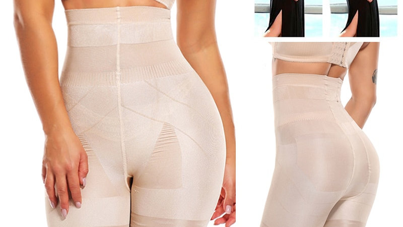 Body Shaper Control Slim Tummy Corset High Waist Shapewear Panty