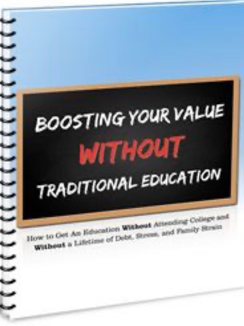 Boosting-Your-Value-Without-Traditional, eBook