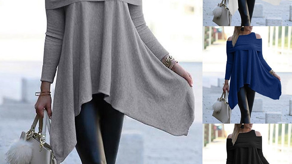 Women Mesh Net Blouse Sheer Long Sleeve Ladies Shirt