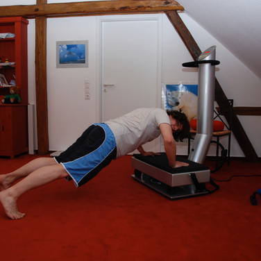 Power-Plate-Training
