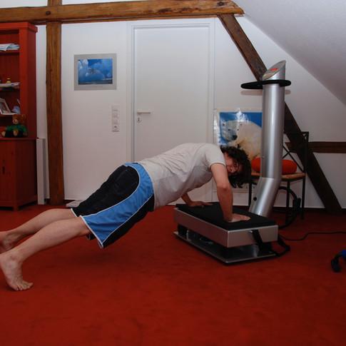 Power-Plate-Training