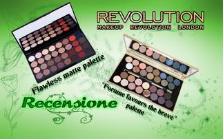Revolution Make Up - Le palettes che mi fanno impazzire #1