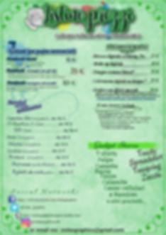 Listino prezzi servizi di grafica