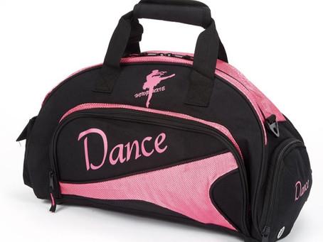 The Ultimate Dance Bag Checklist