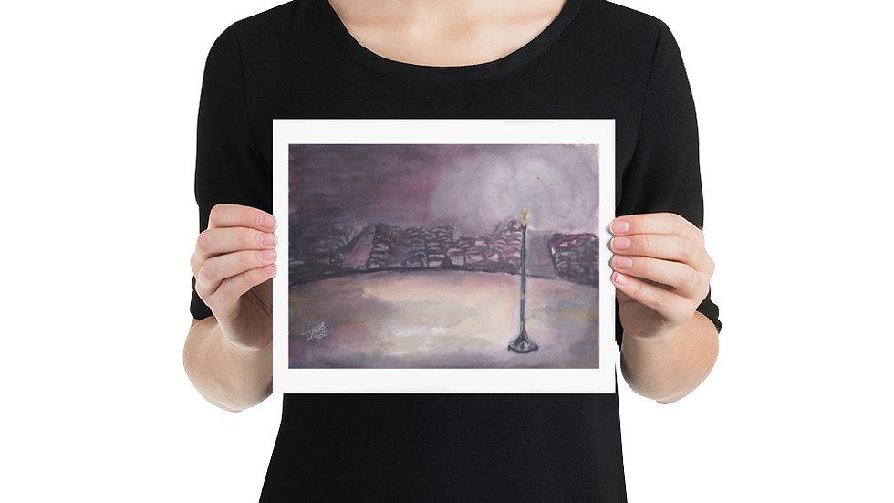 """Ghostlight Landscape by EDW Designs [8""""x10""""]"""
