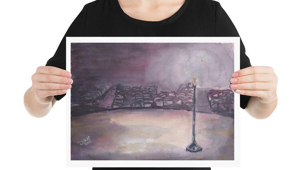 """Ghostlight Landscape by EDW Designs [12""""x16""""]"""