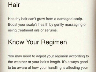 Know Your Hair!