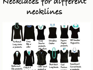 How To Pick The Right Necklace
