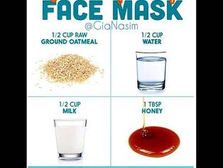 Diy Hydrating Facial Mask