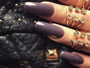 Fall Nails Love