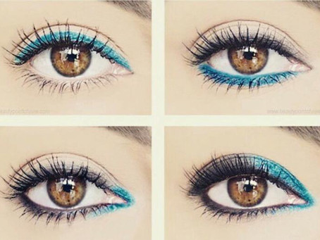 4 Looks with One Eye Pencil