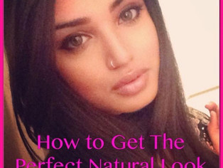 How to Achieve the Perfect Natural Look