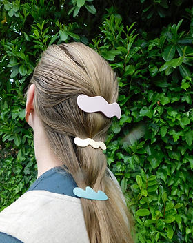Chunks hair accessories