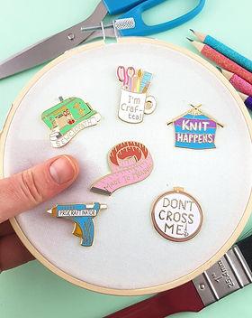 Jubly-Umph pins