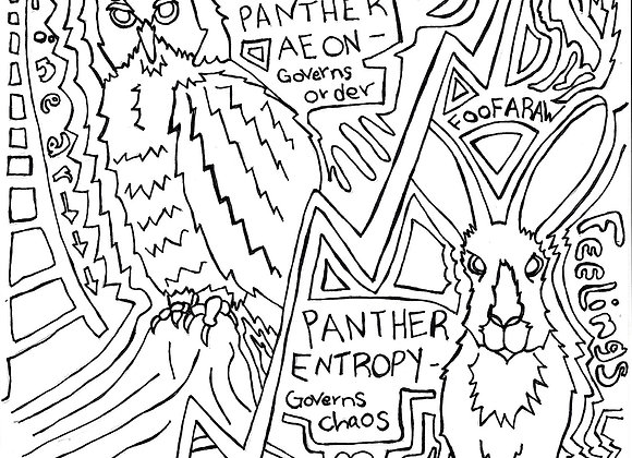 5 pack of coloring pages