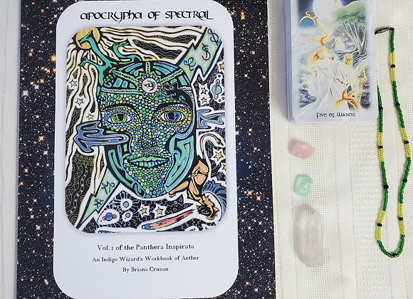 Grab Bag - Workbook +Tarot Deck