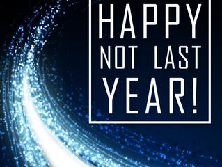 Happy 'Not Last' Year!