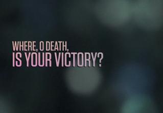 Grace that Redeems Death