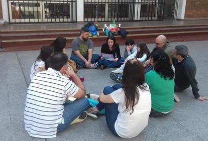 Buenos Aires: Convivencia familiar de Primera Comunión