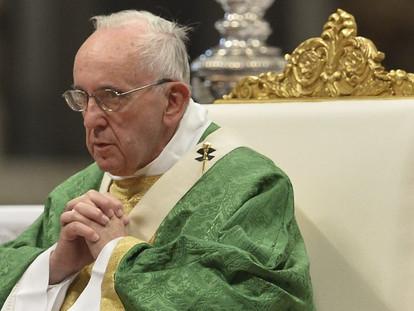 Intenciones del Papa para el mes de septiembre