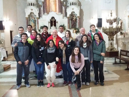 Misión Cor Jesu de invierno (Temperley y Lomas de Zamora)