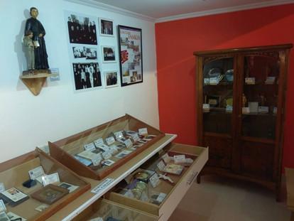 Inauguración del Museo Corazonista