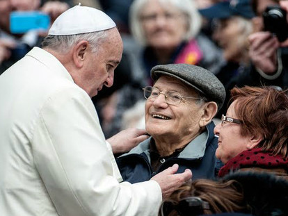 Oramos con el Santo Padre: Noviembre de 2017