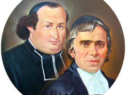 Andrés Coindre y Hno. Policarpo: Iguales y diferentes