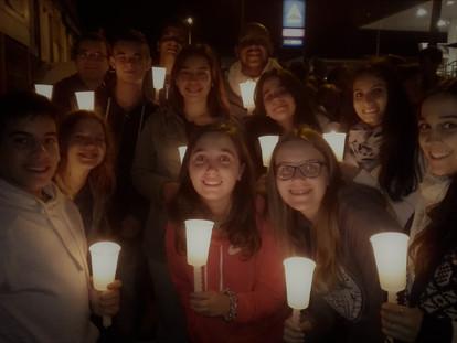 Pascua Joven en Montevideo