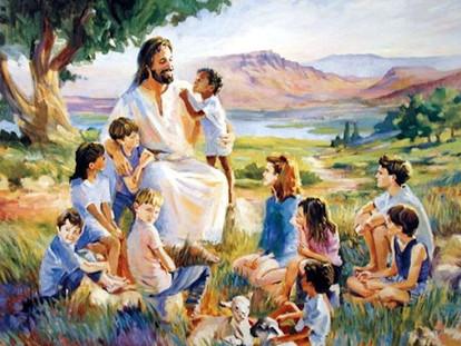 Pluma Corazonista: En la Escuela de Jesús