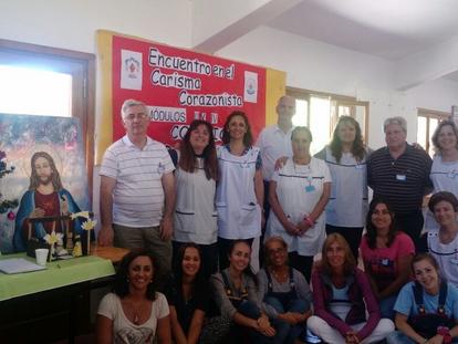 Villa Gral. Belgrano: Completamos la formación en el Carisma