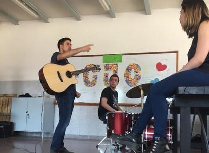 Temperley: Nace la Banda Cor Jesu