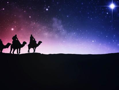Una carta de los Reyes Magos