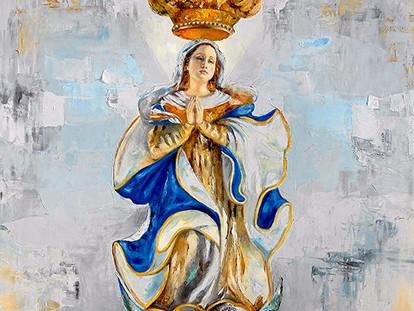 Nuestra Sra. de los Treinta y Tres, patrona del Uruguay