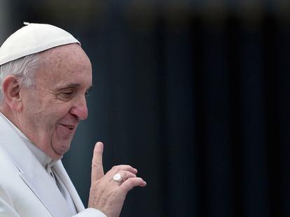 Intenciones del Papa para el mes de octubre
