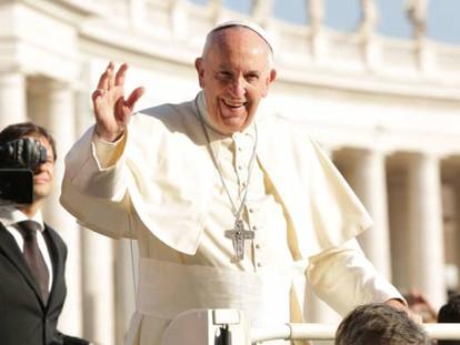Intenciones del Papa para el mes de diciembre