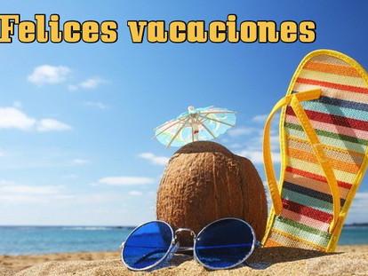 Decálogo de las vacaciones