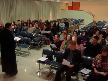 Benito Nazar: Continúa la formación en el Carisma