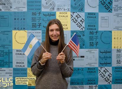 Lomas de Zamora: Una exalumna becada en EEUU