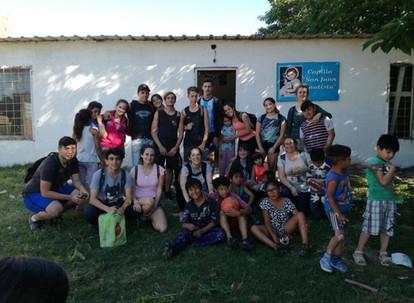 Pasantías Solidarias en Lomas de Zamora