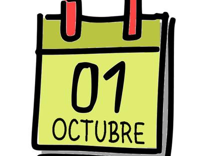 Efemérides Corazonistas de octubre