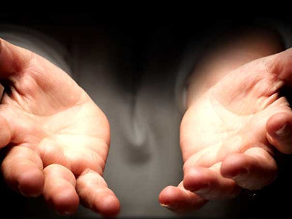 Pluma Corazonista: Señor dame tus manos