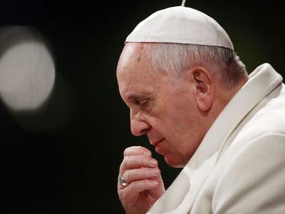 Intenciones del Papa para el mes de enero