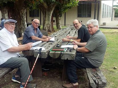 Retiro y encuentro anual de los Hermanos