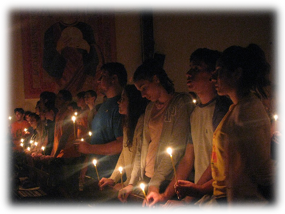 Tres experiencias de Pascua Joven