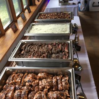 Fall Wedding Buffet