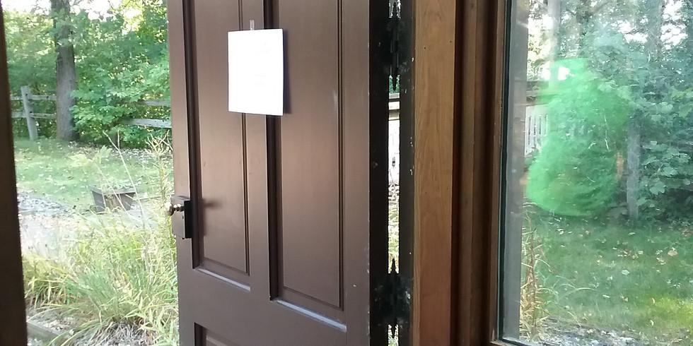 EGRESS EDUCATION: A DOOR AND WINDOW REPAIR WORKSHOP